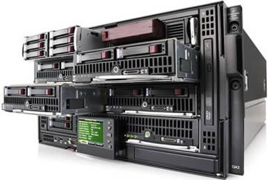Hébergement de site internet sur serveur dédié haute performance
